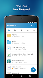 Download 4shared APK for Android Kitkat