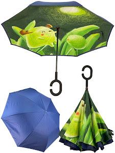 "Зонт ""Принт"", 8791"
