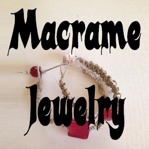 Macrame Jewelry For PC / Windows 7/8/10 / Mac – Free Download