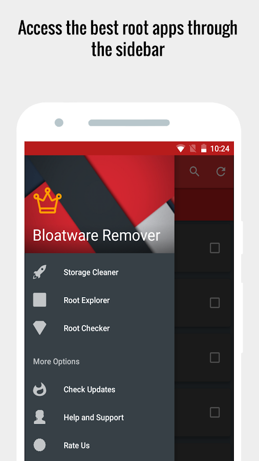Bloatware Remover VIP [Clean bloat] - 50% OFF Screenshot 10