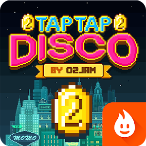 Cover art TapTapDisco by O2Jam
