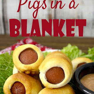 Kid Friendly Pigs in a Blanket~Recipe