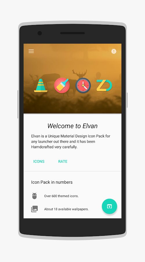 Elvan - Icon Pack (Beta) Screenshot 6