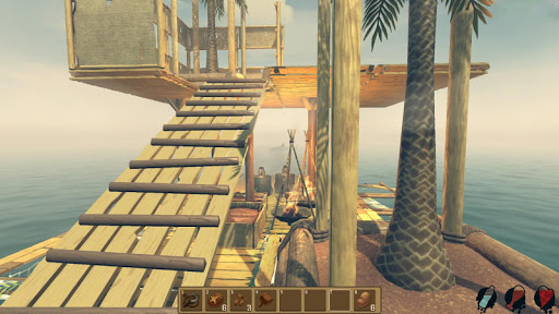 Raft Survival 2 For PC