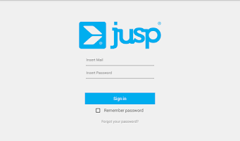 Screenshot of Jusp