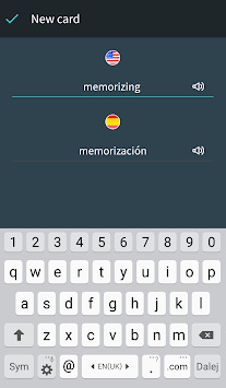 English Spanish German French APK screenshot thumbnail 4