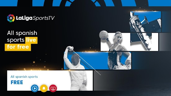 LaLiga Sports TV - Live sports in Smart TV for pc