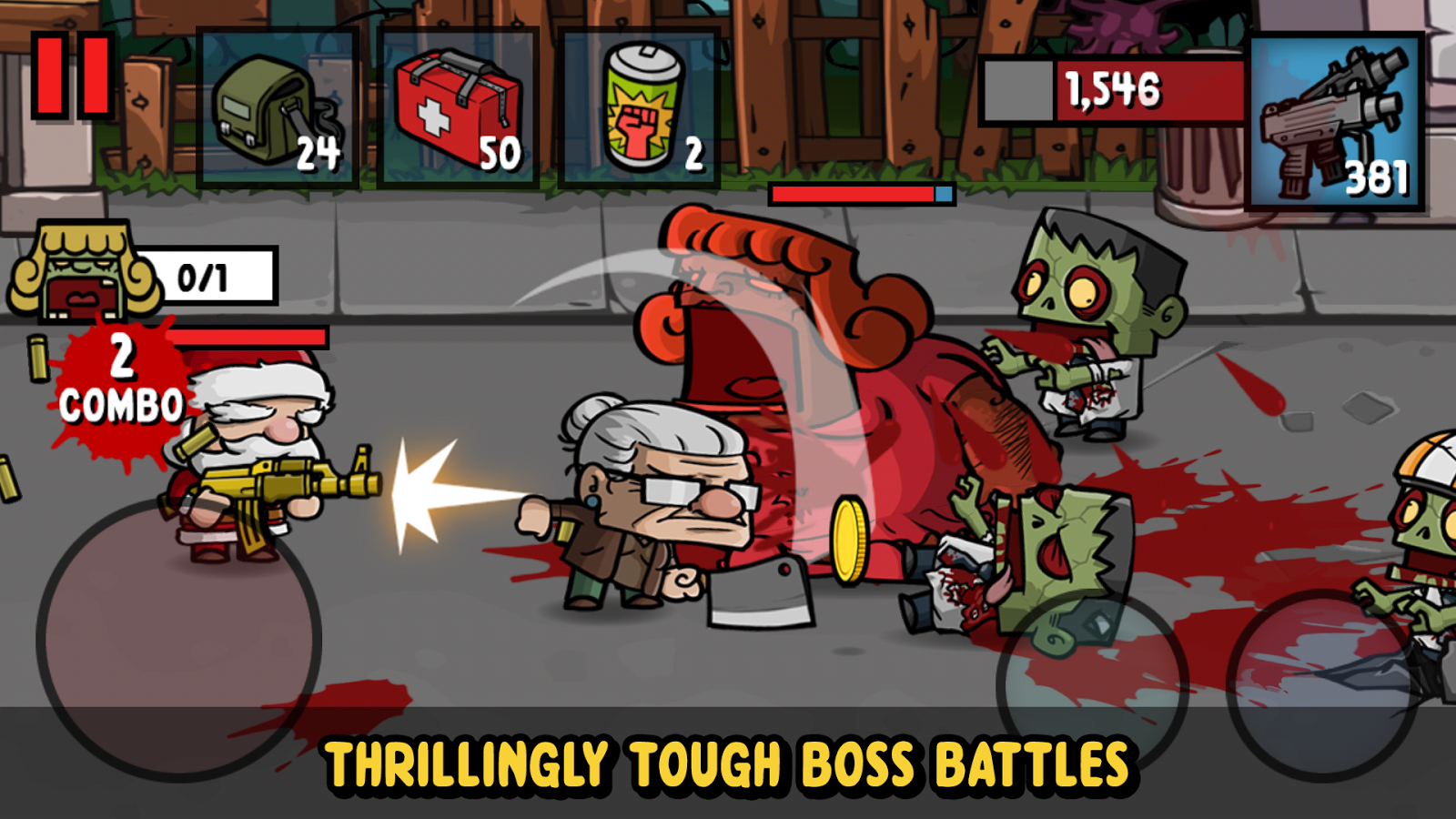 Zombie Age 3 Screenshot 12