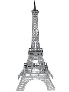 """Сборная модель """"3D Metal Puzzle"""" Эйфелева Башня L"""