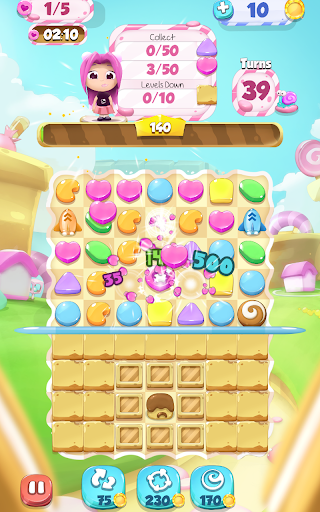 Cookie Smash Match 3 Games