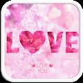 Love Emoji Keyboard Theme APK for Bluestacks