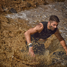 Muddy Shitty Bloody Water ! by Marco Bertamé - Sports & Fitness Other Sports