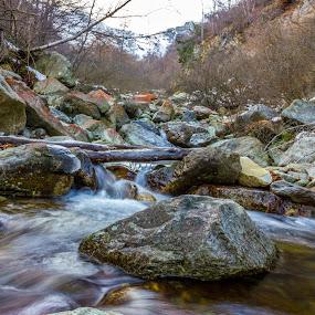 flows by Giovanni De Bellis - Landscapes Waterscapes ( cascate, escursioni )
