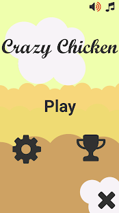 Crazy Chicken Jump - screenshot