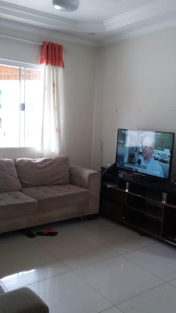 Casa com 3 dormitórios à venda, 108 m² por R$ 385.000 - Parque Virgílio Viel - Sumaré/SP