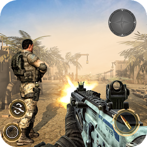 Super Army Frontline Mission - Freedom Force Fight For PC (Windows & MAC)