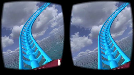 Rollercoaster VR - screenshot