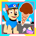 Game Twin Paw Puppy Ice Cream APK for Windows Phone