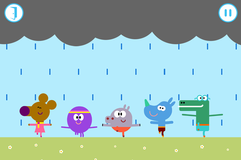 Hey Duggee The Big Outdoor App Screenshot 0