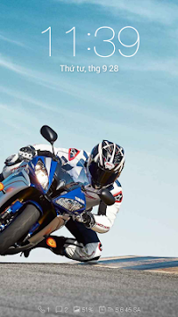 Motor Cycle HD Wallpaper &Lock apk screenshot