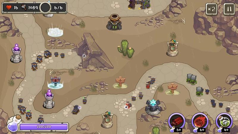 Tower Defense King Screenshot 4