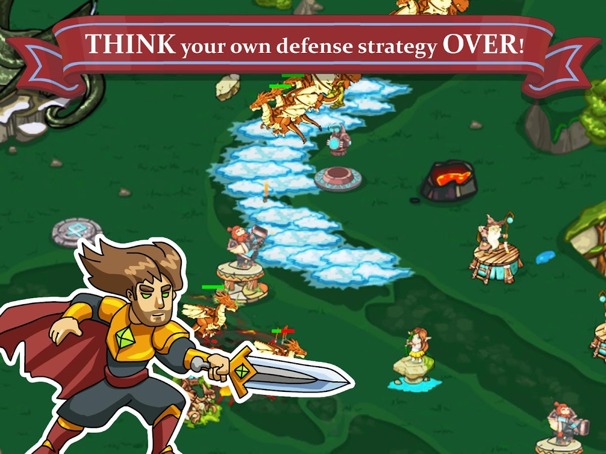 Fantasy Defense Screenshot 8