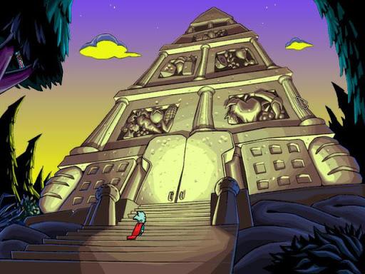 Pajama Sam 3 - screenshot