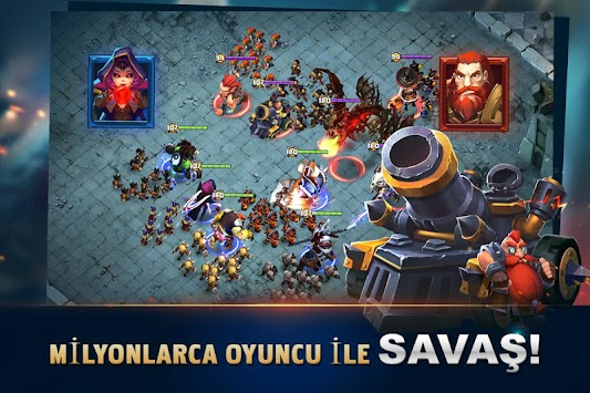 Clash Of Lords 2: Türkiye APK screenshot thumbnail 16