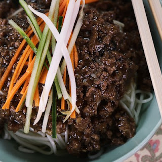 Sweet and Spicy Beef Noodles