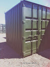 Outside 10ft x 8ft Self Storage