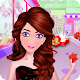 Valentine's Beauty Saloon Dress Up for girls