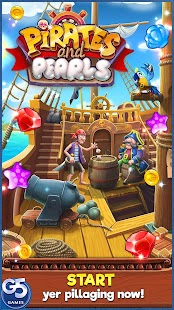 Game Pirates & Pearls™: A Treasure Matching Puzzle apk for kindle fire