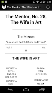 The Mentor: The Wife in Art - screenshot