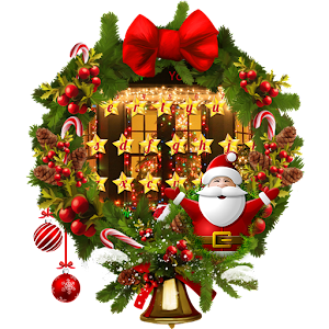 Merry Christmas Keyboard Theme For PC