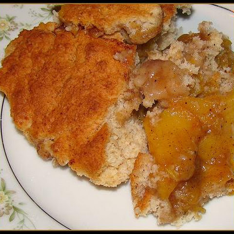 Peach Cobbler Filling
