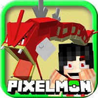 PIXELMON HEART FOR MINECRAFT For PC (Windows XP/7/8/10 & Mac)