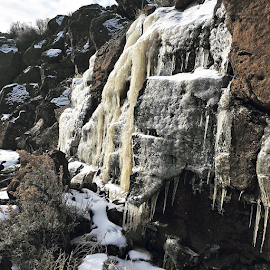 Ice Rock by Ralph MInnitte - Landscapes Travel ( photos, seb, camera, 8m, hd, burst, iphone, fast, seb-appstore )