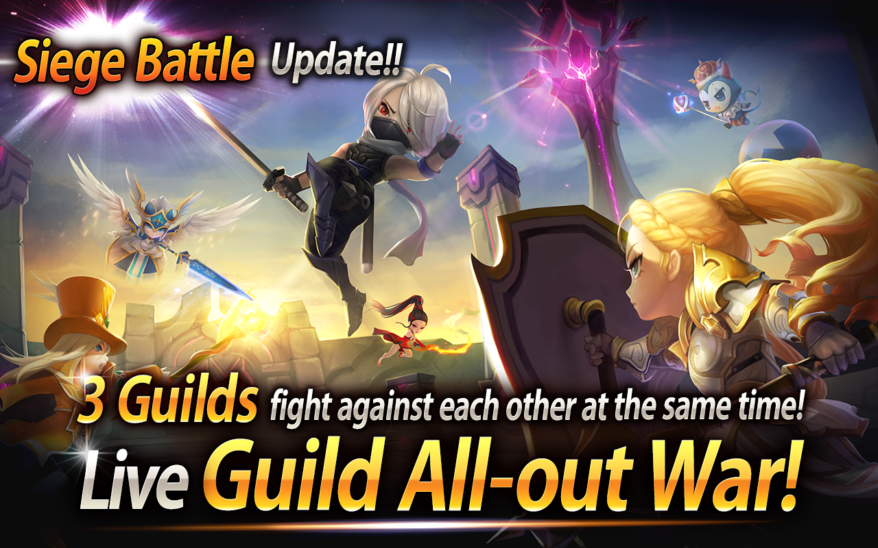 Summoners War Screenshot 16