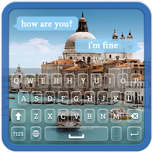 Download Venice Keyboard Theme for Windows Phone