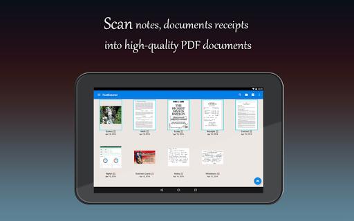 Fast Scanner : Free PDF Scan screenshot 11