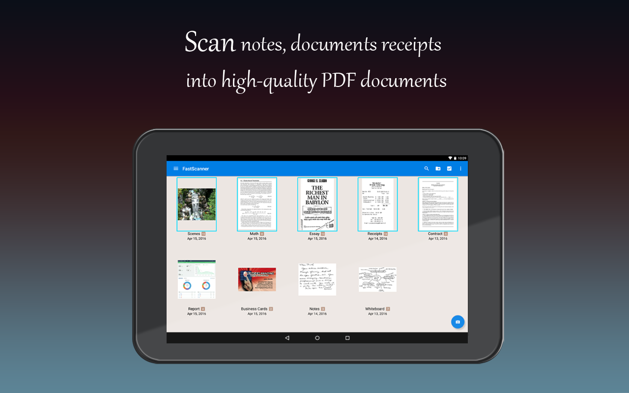 Fast Scanner : Free PDF Scan Screenshot 10