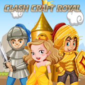 Download Clash Craft Royal APK for Android Kitkat