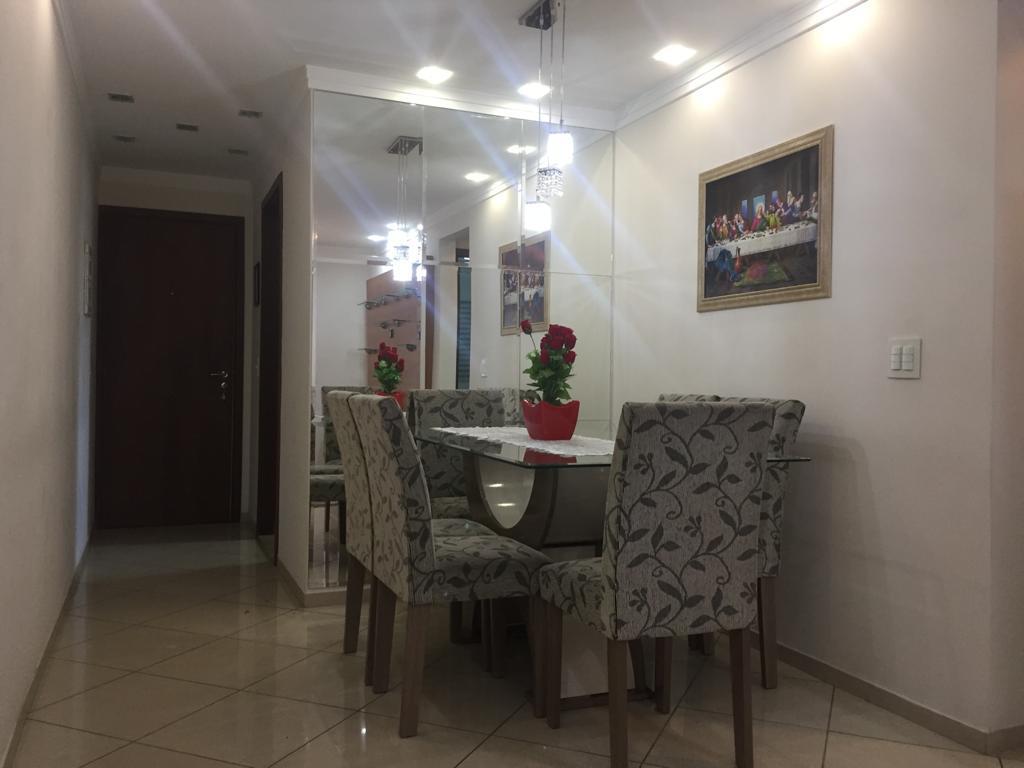 [Apartamento Mobiliado com 2 dormitórios para alugar - Vila Progresso - Jundiaí/SP]