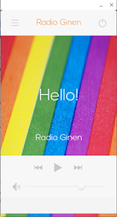 Radio Ginen - screenshot