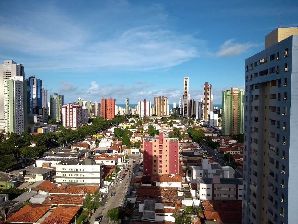 Apartamento com 3 dormitórios à venda, 94 m² por R$ 430.000 - Tambauzinho - João Pessoa/PB