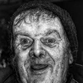 by Jonny Wood - People Portraits of Men