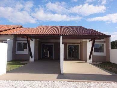 Casa com 2 dormitórios, possivel financiamento BANCÁRIO! EXCLUSIVO
