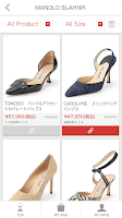 Screenshot of marqrel(マルクレル)-ファッションブランドセール通販