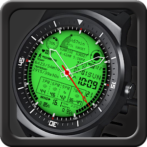 A48 WatchFace for Round Wear