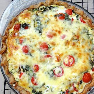 Corn Tomato Quiche Recipes